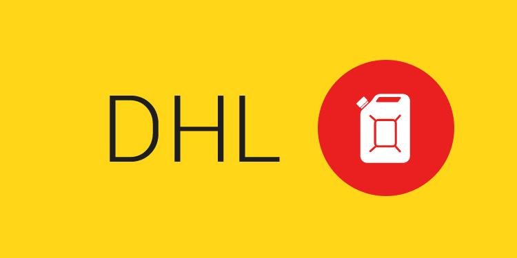 Dopłata paliwowa DHL