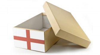 Przesyłki zagraniczne – paczka do Anglii
