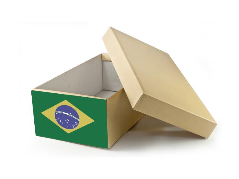 Przesyłki zagraniczne - Paczka do Brazylii