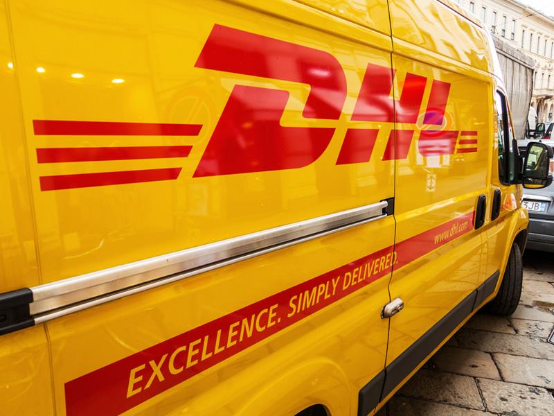 Niższe ceny przesyłek DHL