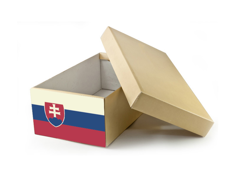 Przesyłki zagraniczne – paczka na Słowację