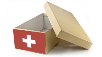 Przesyłki zagraniczne – paczka do Szwajcarii