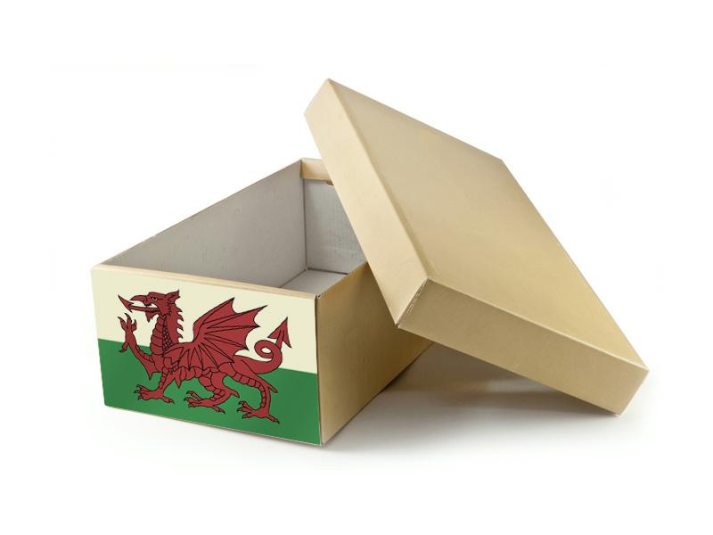 Przesyłki zagraniczne – paczka do Walii