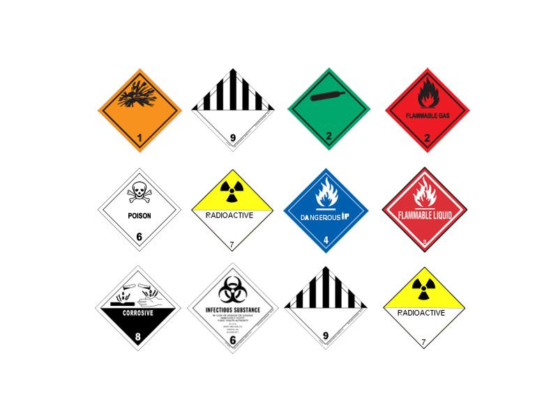 Towary zakazane w transporcie - materiały promieniotwórcze