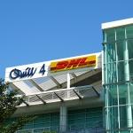 DHL bada azjatyckie trendy handlowe