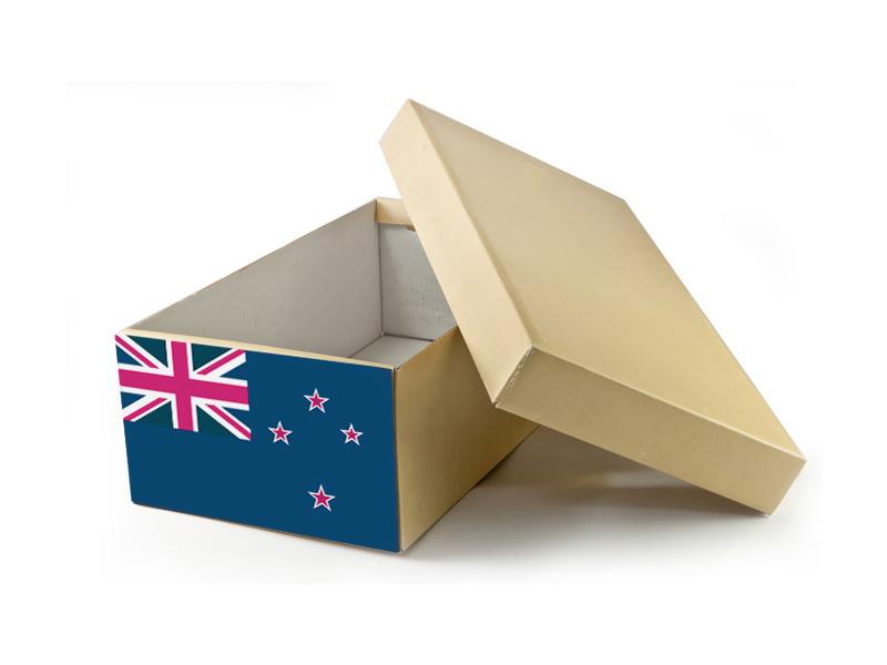 Przesyłki zagraniczne – paczka do Nowej Zelandii