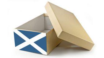 Przesyłki zagraniczne – paczka do Szkocji