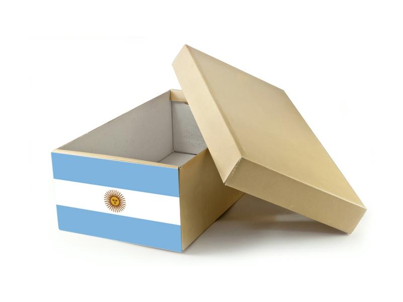 Przesyłki zagraniczne – paczka do Argentyny