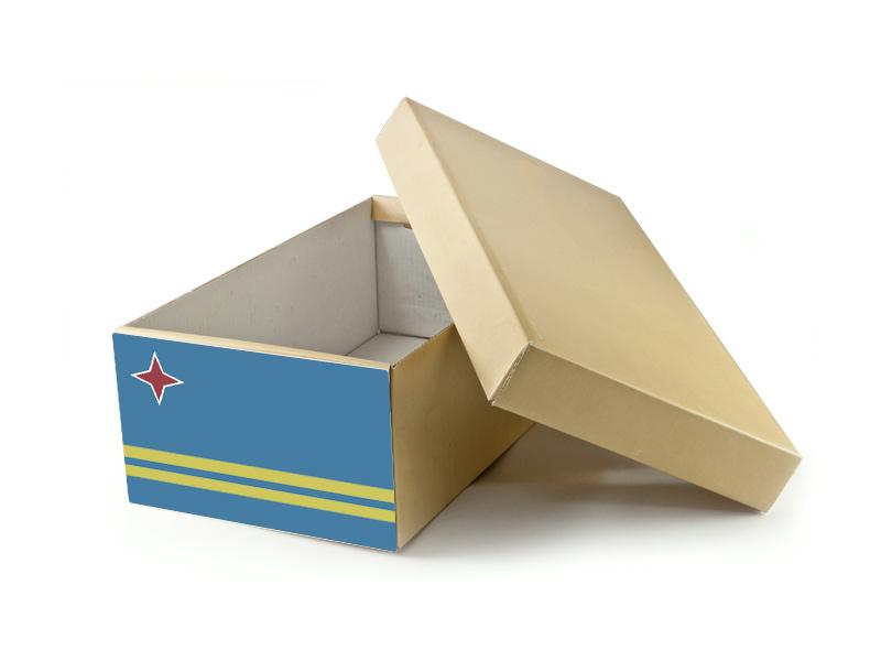 Przesyłki zagraniczne – paczka do Aruby