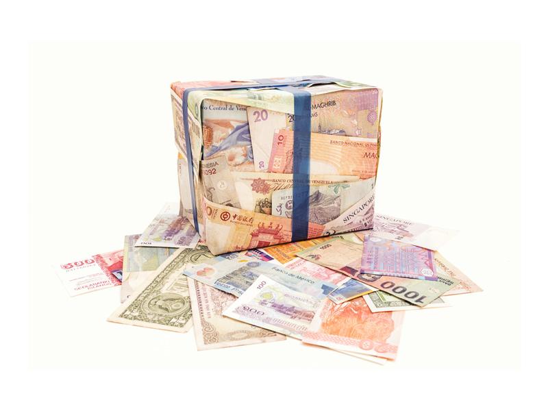 Towary zakazane w transporcie – pieniądze, papiery wartościowe