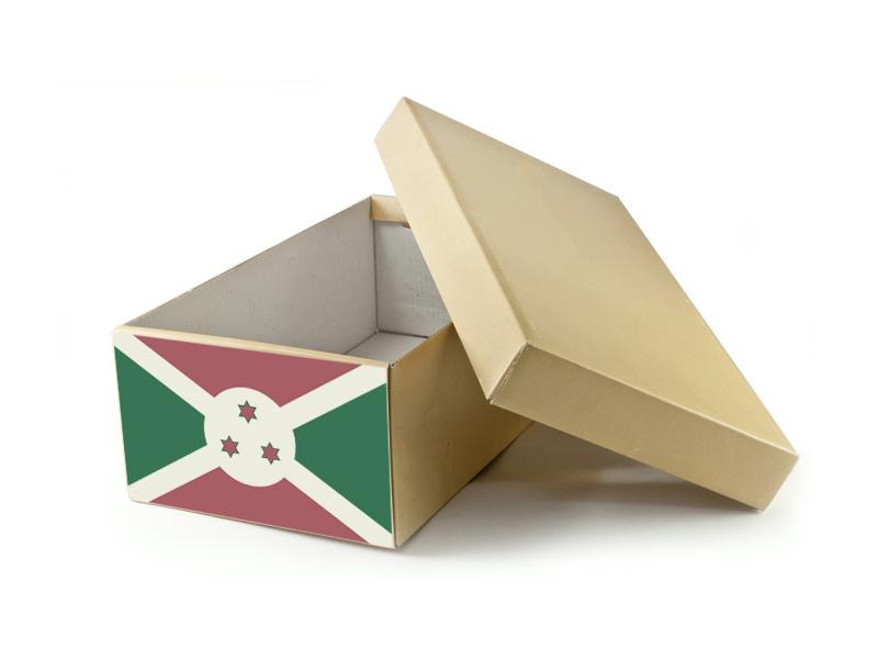 Paczka do Burundi