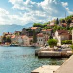 Paczka do Czarnogóry