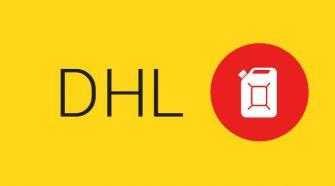 DHL wysokość dopłaty paliwowej - sierpień 2016 r.