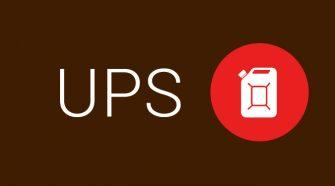 UPS wysokość dopłaty paliwowej