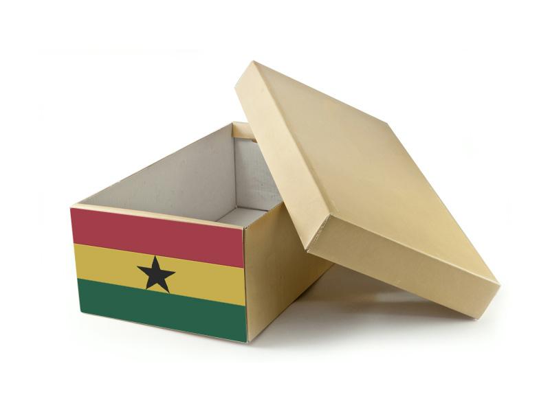 Paczka do Ghany