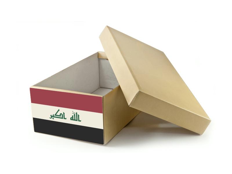 Paczka do Iraku