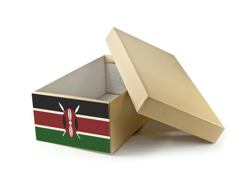 Paczka do Kenii