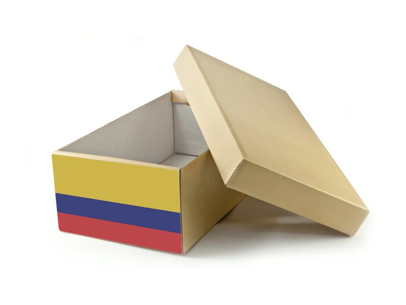 Paczka do Kolumbii