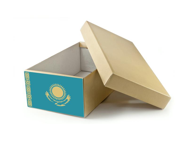 Paczka do Kazachstanu