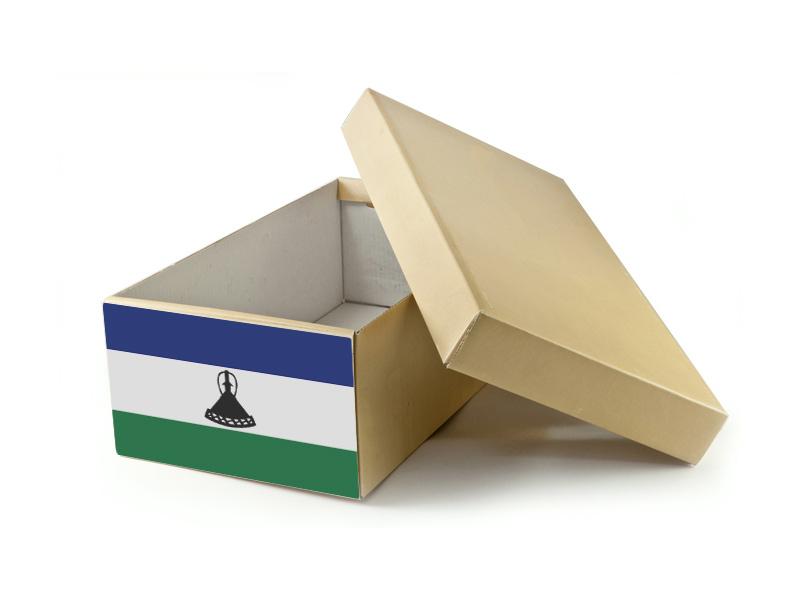 Paczka do Lesotho