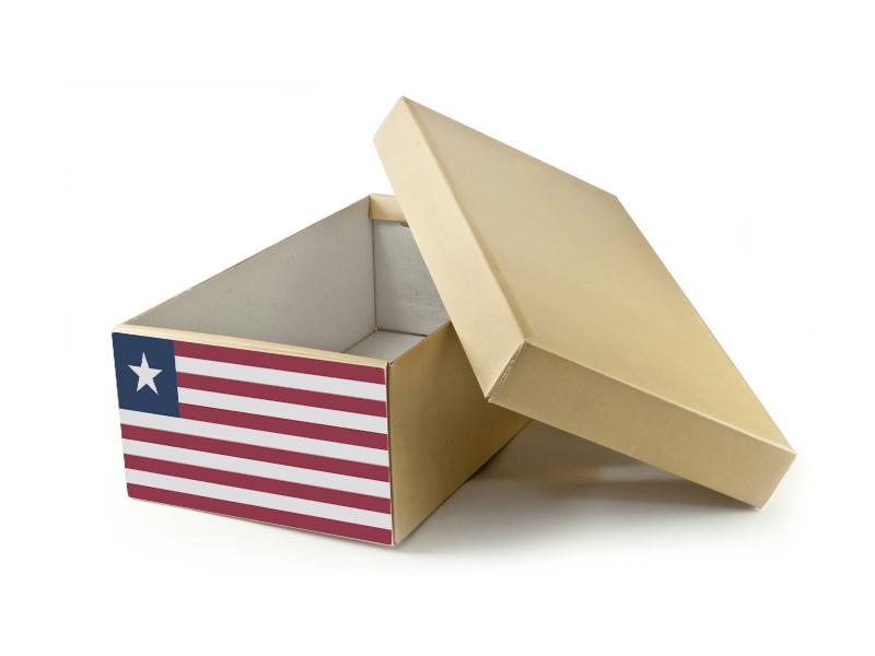 Paczka do Liberii