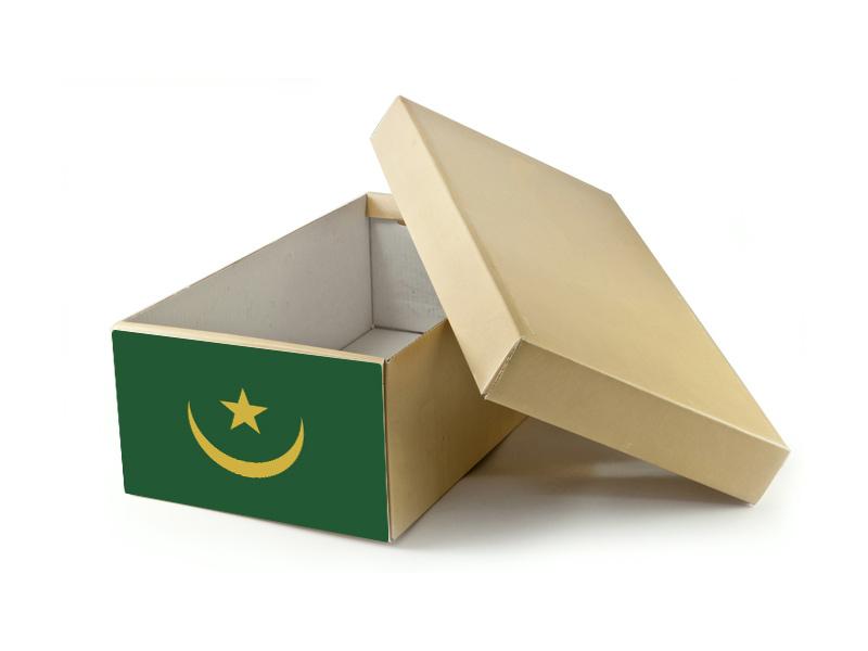 Paczka do Mauretanii
