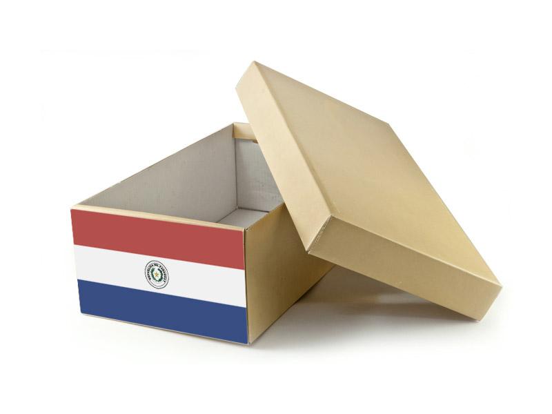 Paczka do Paragwaju