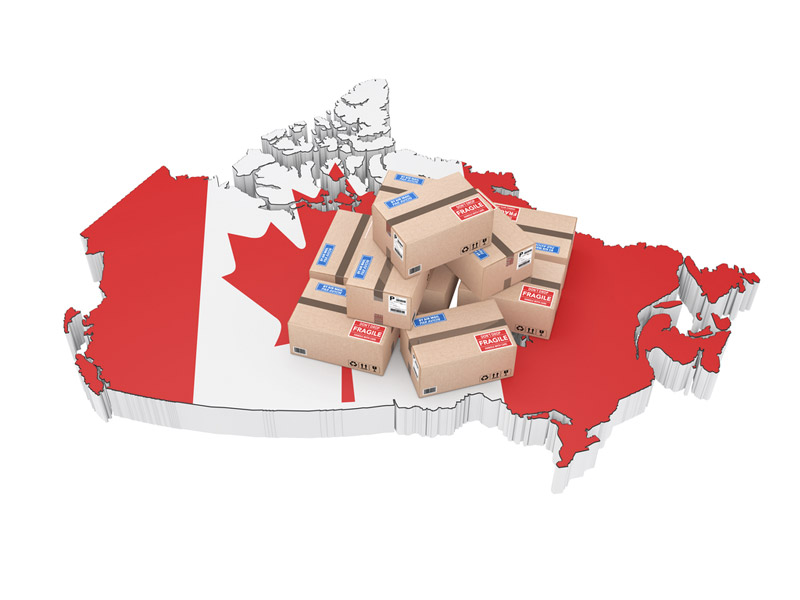 UPS Kanada