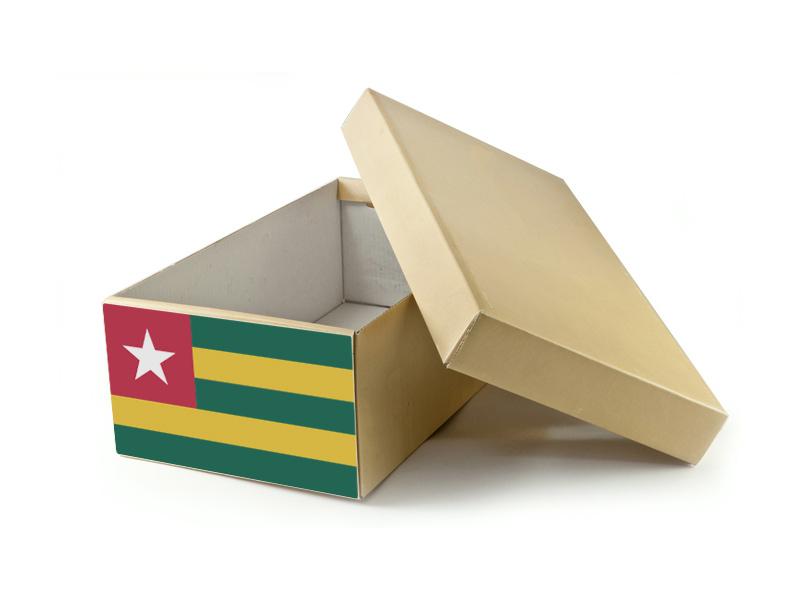 Paczka do Togo