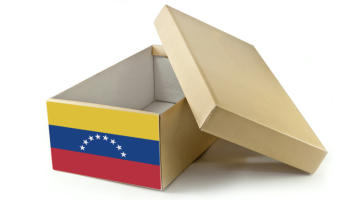 Paczka do Wenezueli