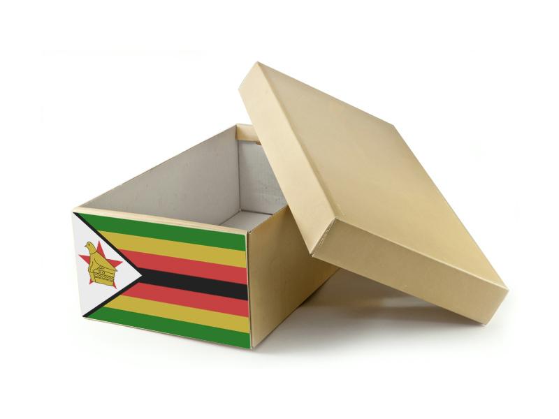 Paczka do Zimbabwe