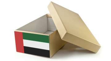 Paczka do Zjednoczonych Emiratów Arabskich