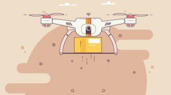 Drony a e-handel