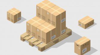 Przesyłki paletowe, przesyłki gabarytowe