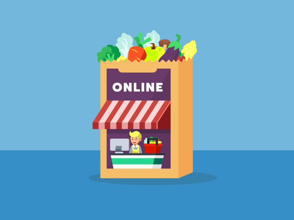 FMCG e-grocery