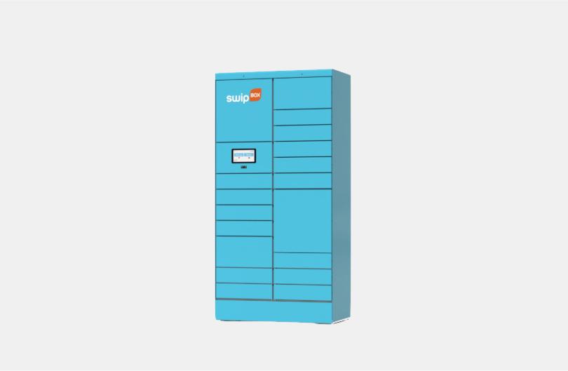 SwipBox - alternatywa dla Paczkomatów