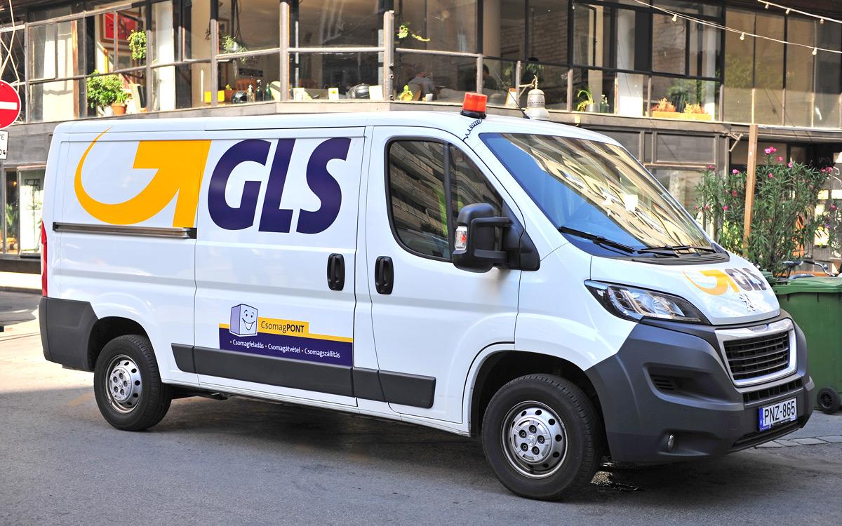 Ciężarówki - GLS