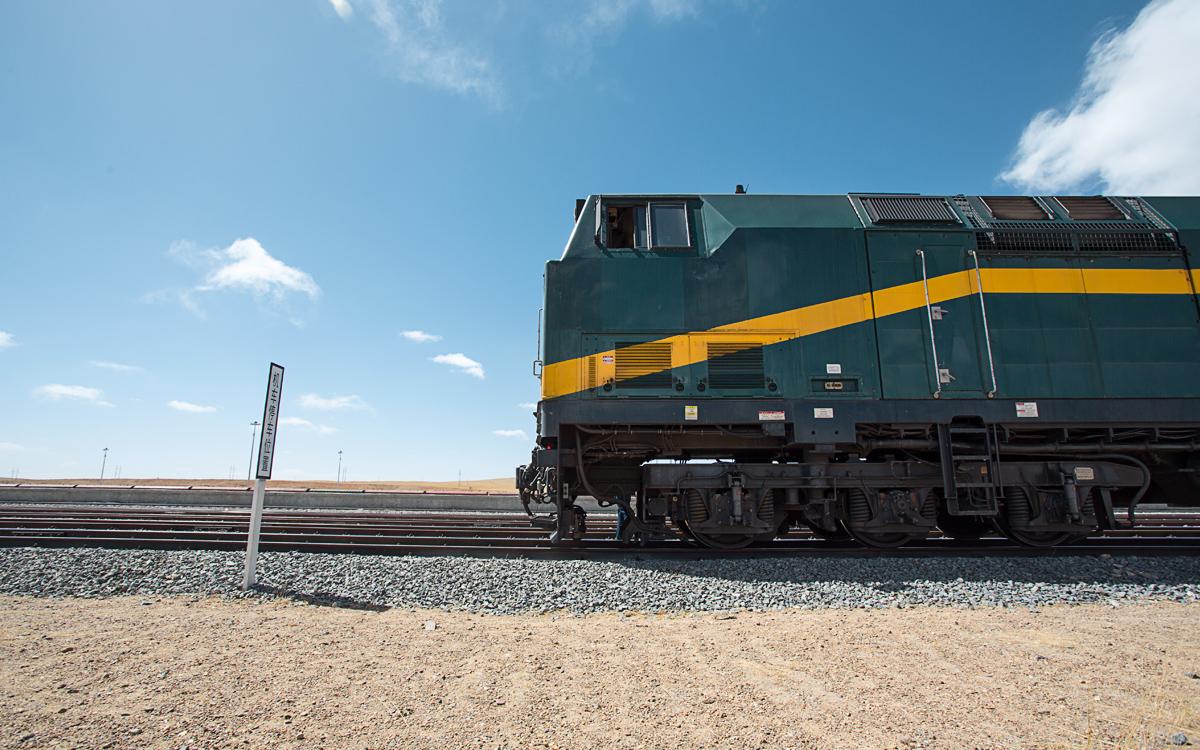 DHL stawia na szybkie połączenie kolejowe z Chinami