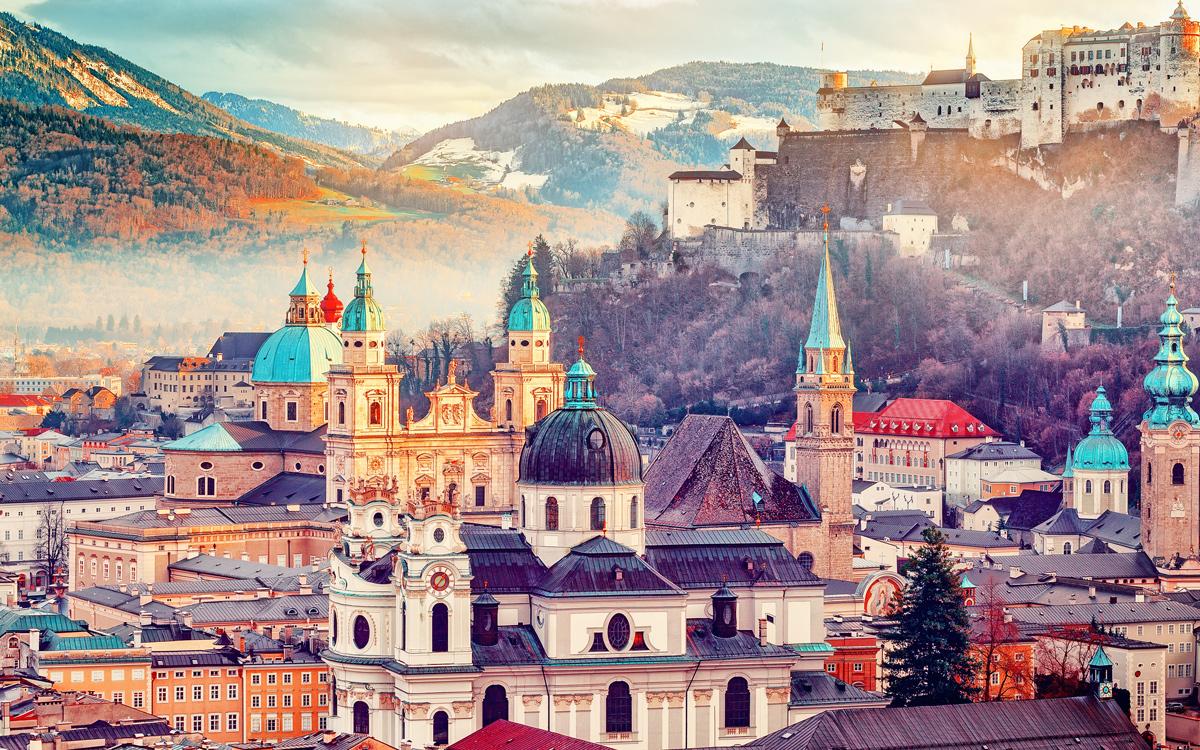 Handel w Austrii