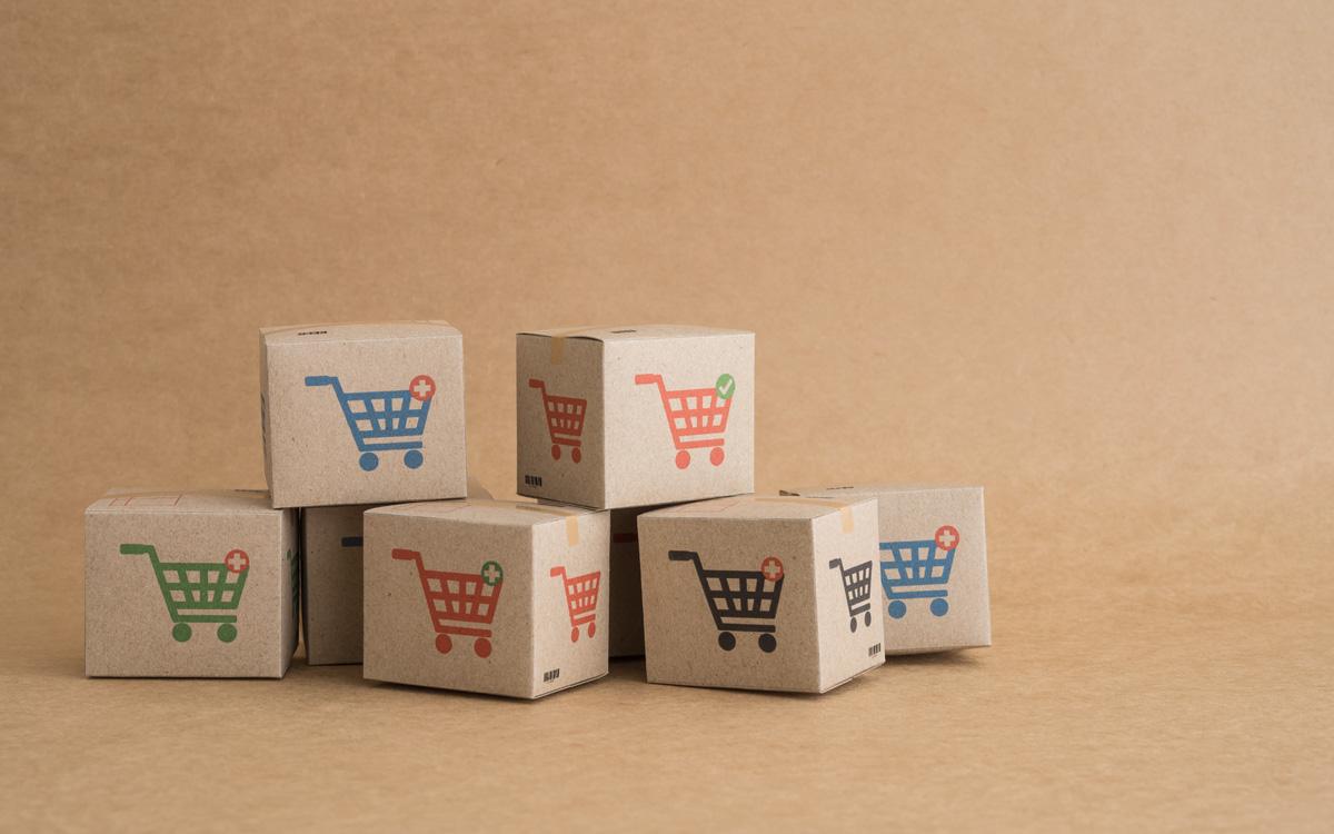 Kurier dla sklepu