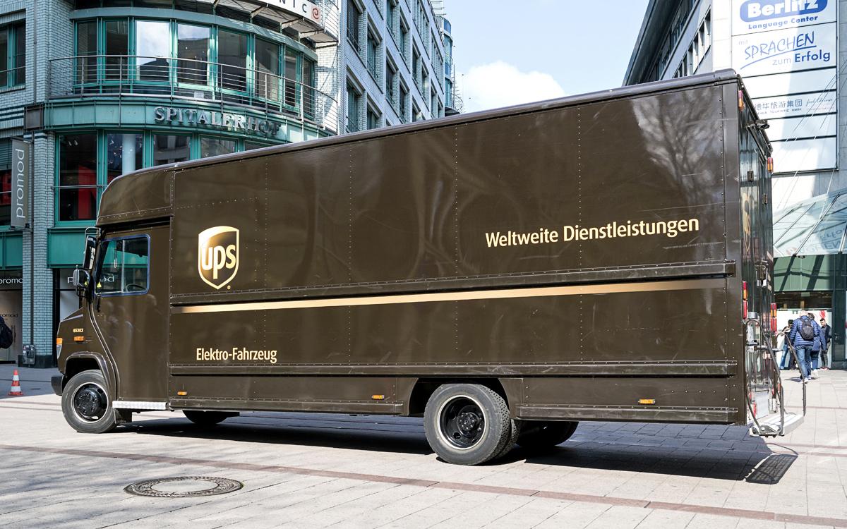 Wysyłka paczek do Niemiec