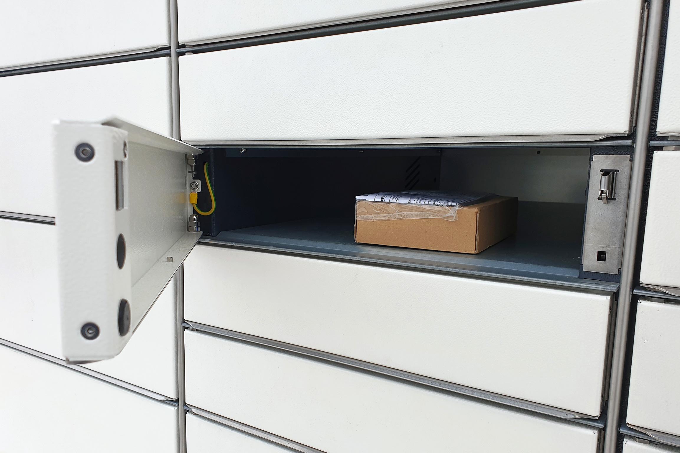 Przedłużyć paczkę w paczkomacie