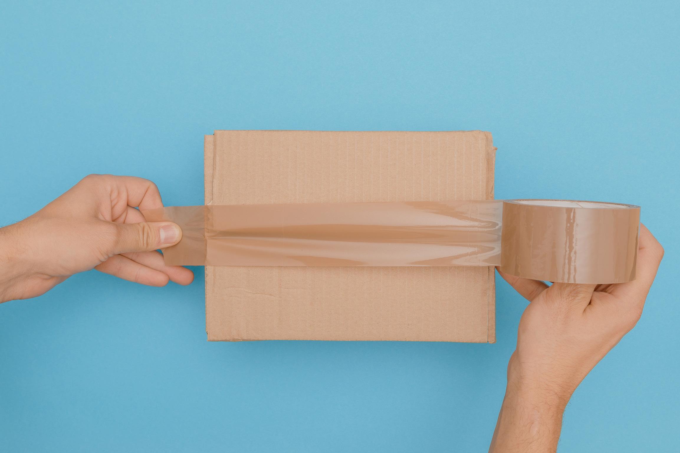 Jak prawidłowo zapakować przesyłkę