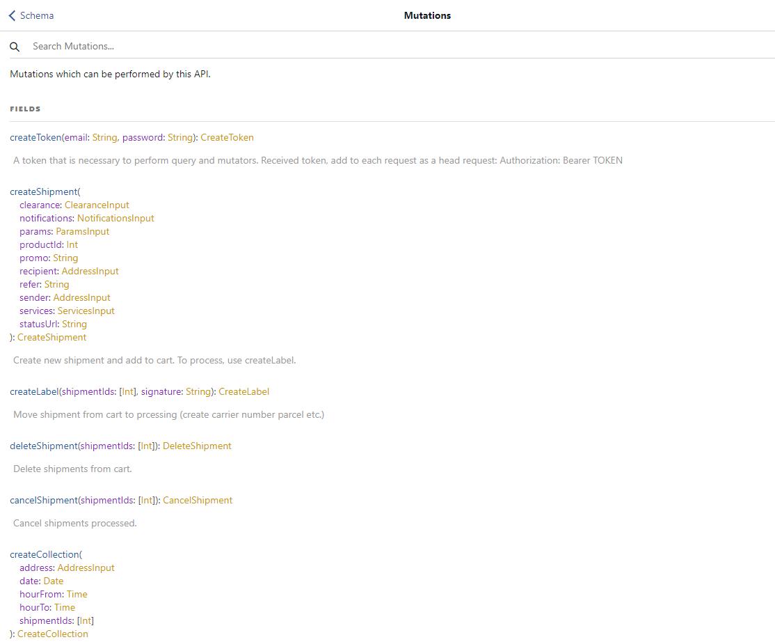 Dokumentacja API